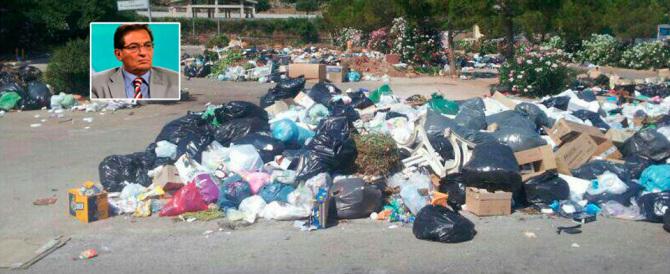Invasa anche dai rifiuti: l'incapacità di Crocetta mette in croce la Sicilia