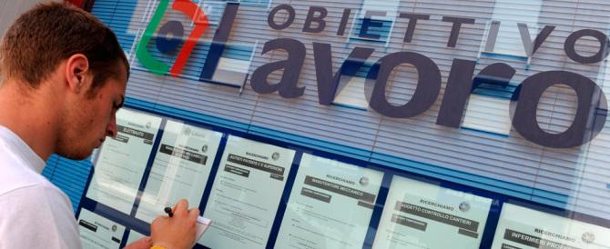 """Jobs Act, boom dei contratti """"a tempo"""": aumenta la disoccupazione"""