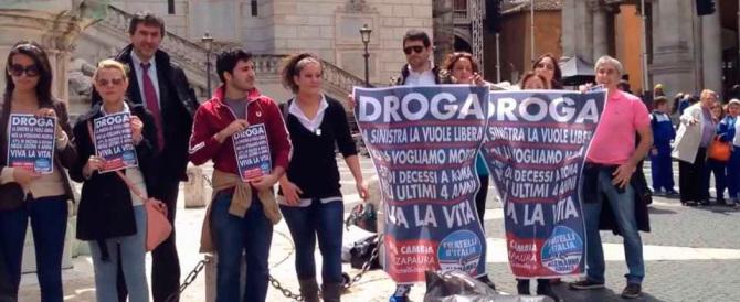 Canne libere: la sinistra ci riprova, il centrodestra e la Lega preparano le barricate