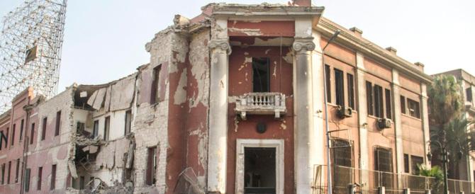 Cairo, identificati i 3 attentatori del Consolato italiano: è caccia al covo