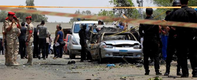 Egitto, avvertimento all'Italia: attentato al consolato al Cairo. Un morto