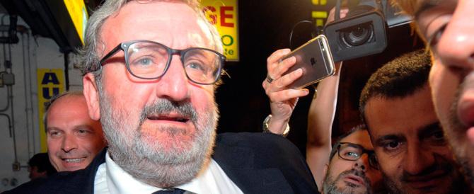 Emiliano: «Renzi alza la voce, maltratta gli oppositori ed è un dispotico…»