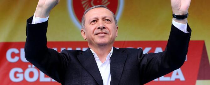 La Turchia di Erdogan cambia strategia. Raid aerei contro il Califfato