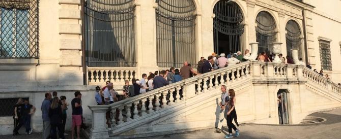 Non solo Pompei: chiusa anche Galleria Borghese. Turisti infuriati