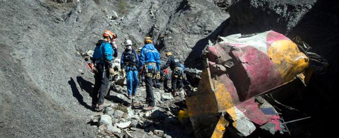 Disastro Germanwings, foto pubblicata per errore