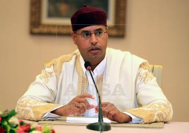 Tripoli, condannato alla pena capitale Saif Gheddafi, secondogenito del raìs