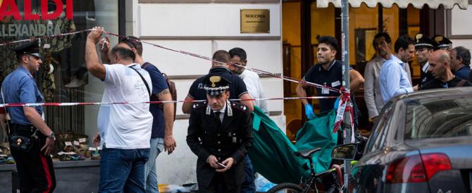 Gioielliere ucciso, i commercianti: «Sentinelle nei negozi di Roma»
