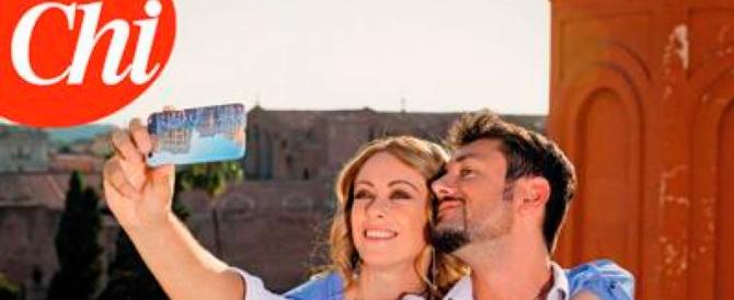 Giorgia Meloni: «Sono innamorata e felice. Ora penso a una famiglia»