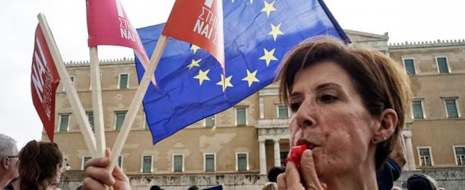 Grecia: è testa a testa nei sondaggi, con una leggera prevalenza per…
