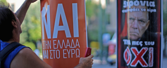 Grecia, economisti su fronti opposti. Ecco le ragioni del Sì e quelle del No