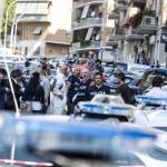 Trovato cadavere in sacco in strada a Roma