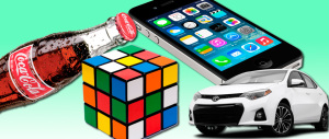 Ecco i 10 prodotti più venduti al mondo: c'è anche il Cubo di Rubik
