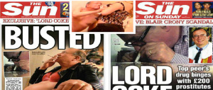 Londra, video incastra Lord laburista: festino hard con prostitute e cocaina (video)