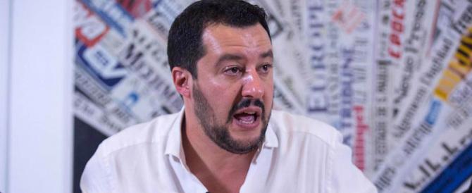 """Salvini sicuro: """"Con un centrodestra davvero nuovo si vince e si governa"""""""