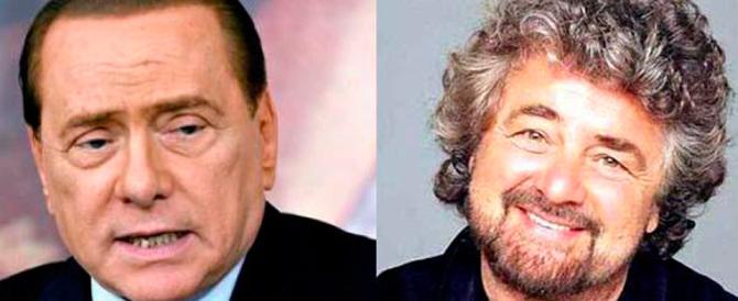 """Da Berlusconi a Grillo, tutti uniti contro il """"mostro"""" Merkel"""