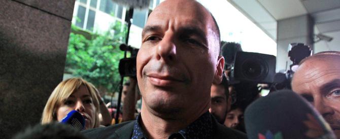 E il greco Varoufakis annuncia: «Se domenica vince il Sì, mi dimetto!»