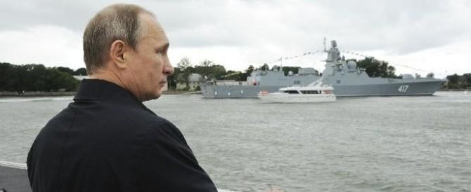 La nuova dottrina Putin: la flotta russa schierata nel Mediterraneo