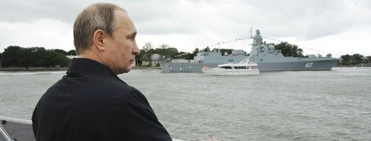 putin flotta russa