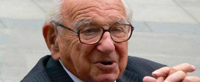 """Olocausto, è morto Nicholas Winton, lo """"Schindler inglese"""""""