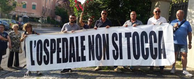 Sanità, la cura-Zingaretti stronca il Lazio. Dopo il Forlanini, Colleferro…