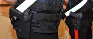 Pistola dei CC collegata alla centrale: sperimentazione al via a Milano