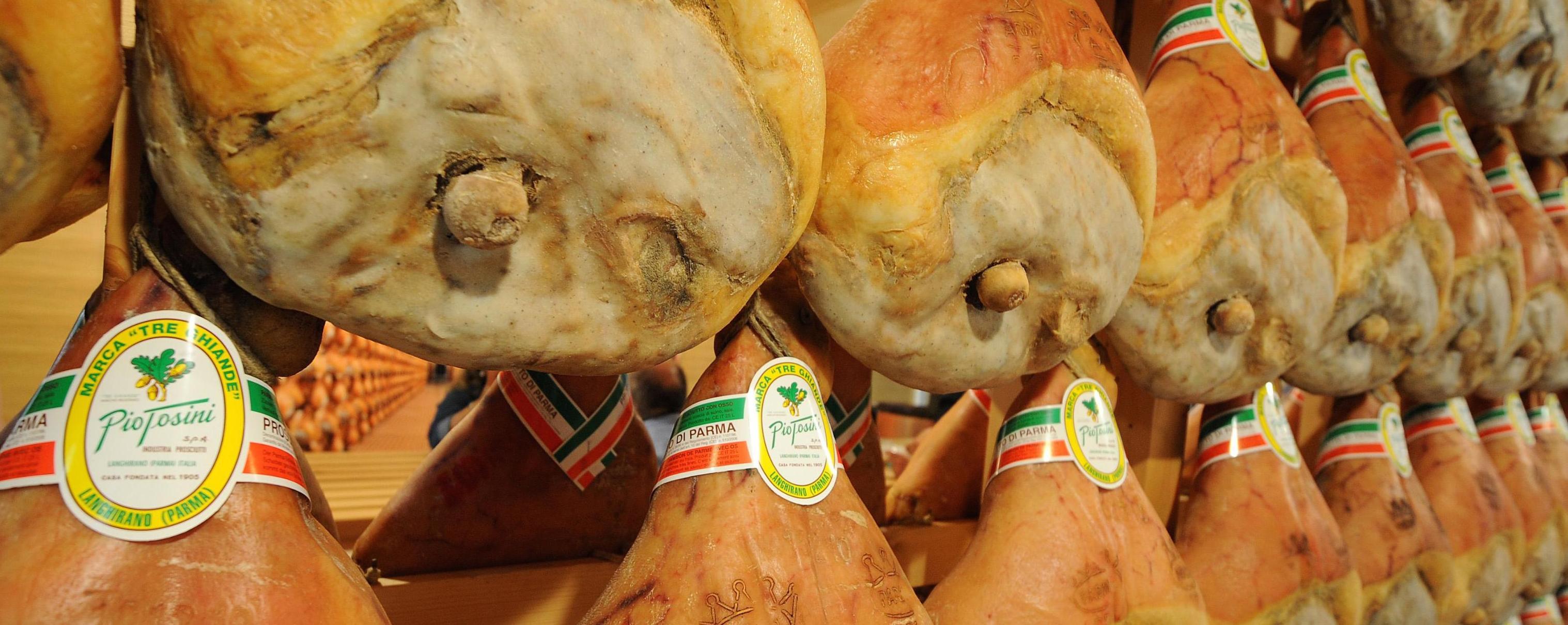 Parma candidata a città della gastronomia