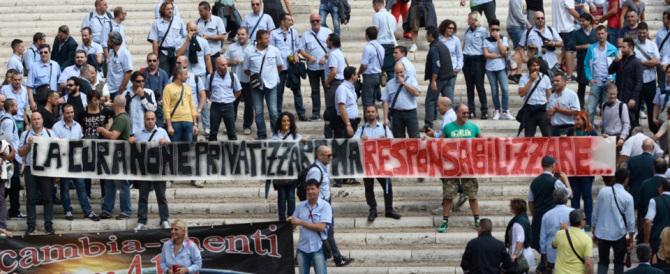 La Roma di Marino: autista posta un video e viene sospeso dall'Atac