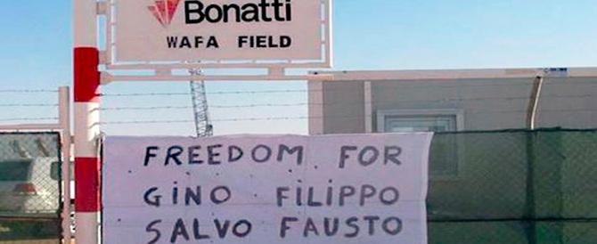 Italiani rapiti in Libia, smentito Alfano: «Sono criminali, non scafisti»