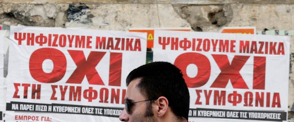 Sono tre anni che la Germania vuole la Grexit per spaventare l'Europa