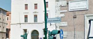 L'ultima di Marino: via i numeri romani nella toponomastica dell'Urbe