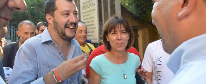 """Salvini sale al Quirinale. """"Renzi? Se pensa di fare le riforme da solo salta"""""""