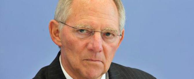 """L'ira del """"falco"""" Schaeuble su Juncker: «La Germania ha i conti in ordine»"""