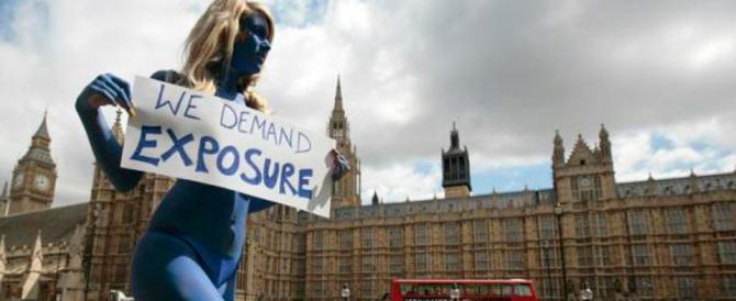 Londra, un sito sulle sexy parlamentari manda in tilt Westminster