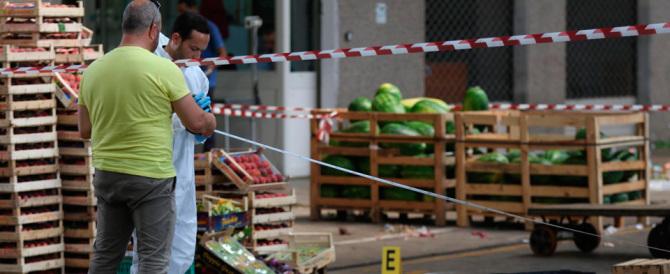 Napoli, sparatoria al mercato ortofrutticolo: un morto e un ferito