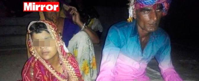 L'orrore delle spose bambine: lui 35 anni, lei 6. Accade, guarda caso, in India…