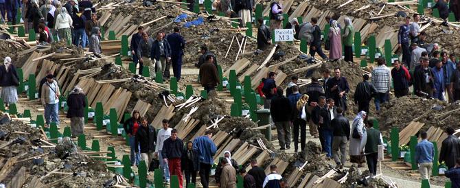 A 20 anni dal genocidio di Srebrenica la Bosnia ricorda i suoi ottomila morti