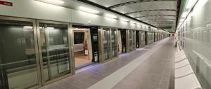 Metro C, la stazione Pigneto inaugurata e subito chiusa per vandalismo
