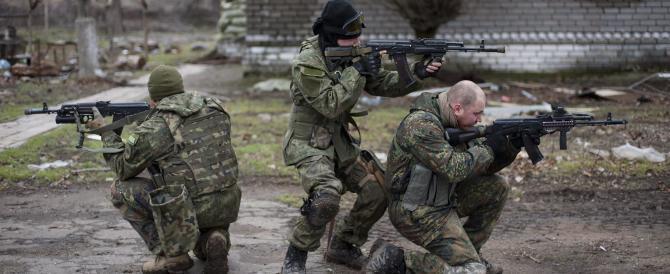 Ucraina: traballa il governo, tra crisi del Donbass e opposizione interna