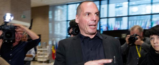 L'ultima arringa di Varoufakis: «I creditori si comportano da terroristi»