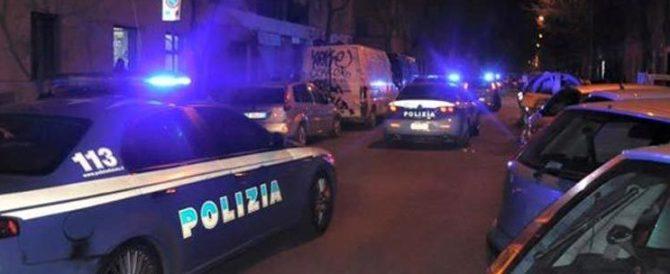Roma fuori controllo, agenti presi a sassate anche a Tor Bella Monaca
