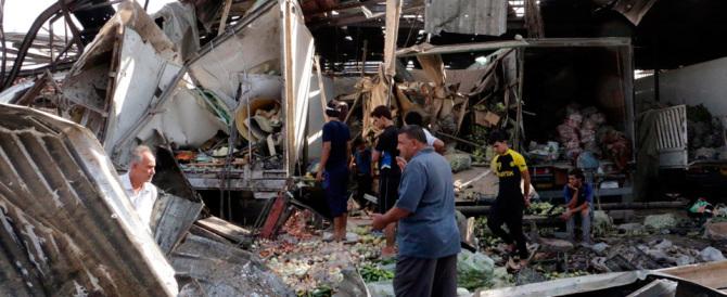 L'Isis colpisce ancora: 76 morti in un attentato al mercato di Baghdad