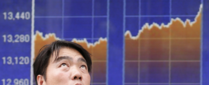 """Borse mondiali a picco, la """"sindrome cinese"""" spaventa l'economia globale"""