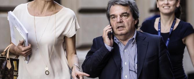 Brunetta: «Renzi promette 80 euro ai pensionati? È un venditore di tappeti»