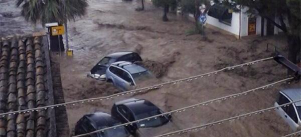 Nubifragio in Calabria: «Emergenza a Rossano e Corigliano» (VIDEO)