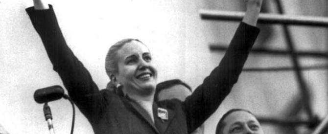 «Papa Francesco marxista? Macché, il suo idolo era Evita Peron»