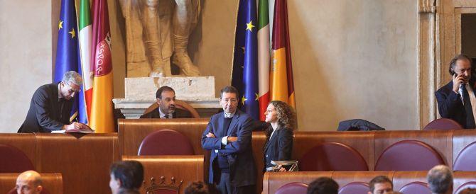 Gasparri: «Giunta Marino senza alibi, il Comune va sciolto per mafia»