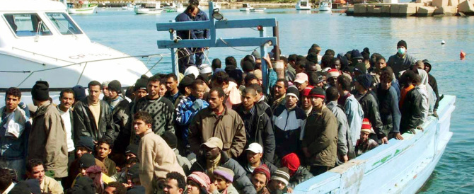 Immigrati accolti e rifocillati a Pisa. Dopo 5 mesi se la sono squagliata