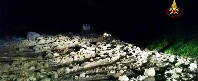 Frane e bombe d'acqua in Cadore: tre morti tra Cortina e San Vito