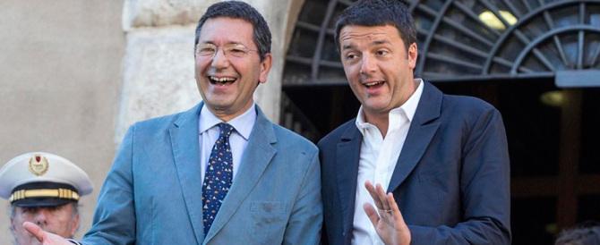 Mafia Capitale: Renzi commissaria Marino. Cosa aspetta a dimettersi?