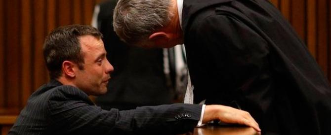 Nuovi guai per Pistorius: il governo del Sudafrica blocca la sua scarcerazione